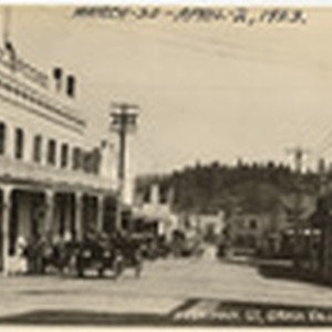 West Main St., Grass Valley, Cal.