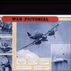 War pictorial. ... British pilots of the Coastal Command ... torpedo track