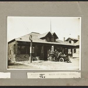 Fire Station No. 2, 526 East Anaheim Street