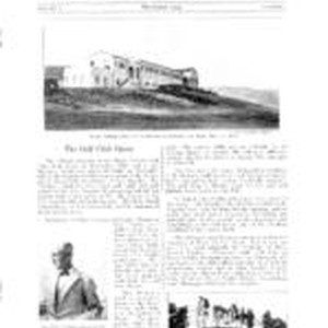 Palos Verdes Bulletin, November 1924. Volume 1. Number 1