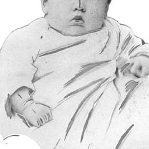 [Matthew Brady, San Francisco District Attorney, as infant]