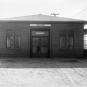Watson Pacific Electric station