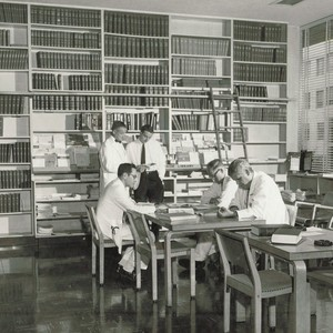 Staff Medical Library