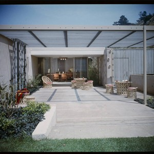 [Unidentified outdoor living spaces and sun rooms]