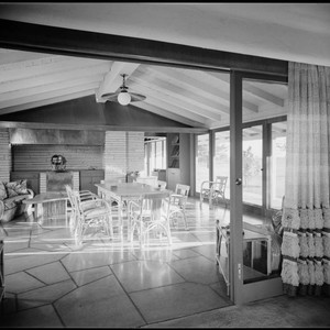 Price, Mr. and Mrs. Harold B., residence. Dining room