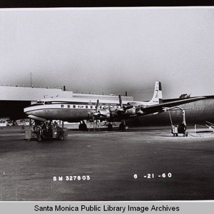 KLM Flying Dutchman at the Santa Monica Municipal Airport on June 21, ...