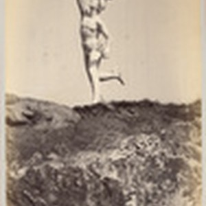 Mercury. (Antique.) Florence. Sutro Heights, San Francisco, Cal., 1886, no. 30