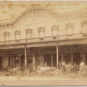 [Huntington, Hopkins & Company Hardware Store, Sacramento]