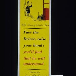 Billy Brown of London Town. Face the driver, raise your hand; you'll ...