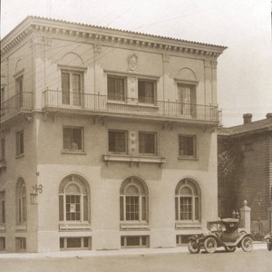 Y.W.C.A. building in San Jose, California