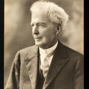 Luther Burbank Portrait, 1923
