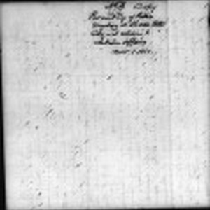 Report of Public Meeting at Shasta Butte City, 1851