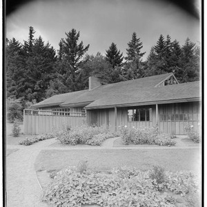 Swan, Kenneth, residence. Exterior