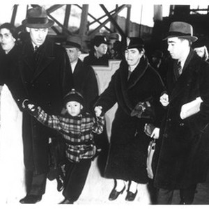 Mrs. Pauline Kim, deported with son for marrying a Korean. 12/2/1938