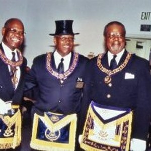 George Blue elected Grand Master of the State of California