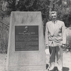 William Green Monument