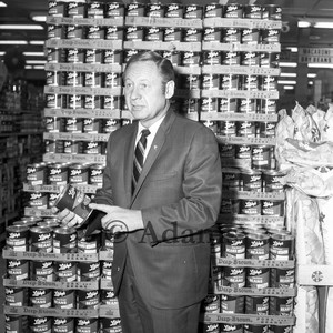 Libby's canned goods, Los Angeles, 1970