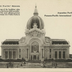 Argentine Pavilion Panama-Pacific International Exposition