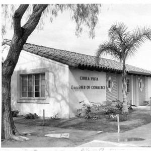 Chula Vista Chamber of Commerce Building