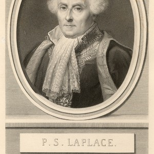 Portrait of Pierre Simon, Marquis de Laplace (1749-1827)