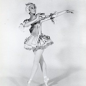 Cynthia Meyers in Christensen's Nutcracker, 1971