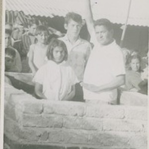 Baptisms in Mexico Part 2, Moroleon, Guanajuato, Mexico, 1966