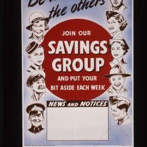 Be with the others. Join our Savings Group and put your bit ...