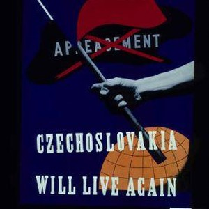 Appeacement. Czechoslovakia will live again
