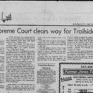 State supreme court clears way for Trailside trial