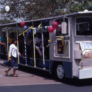 Campus Tours Trolley