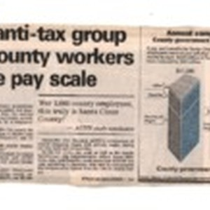 Local anti-tax group says county workers top pay scale