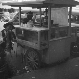 Food cart, Tijuana