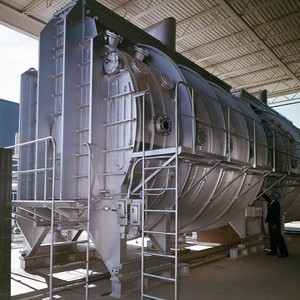 High altitude chamber--'Life Sci binder; 6-24-60; Space research lab; High altitude chamber