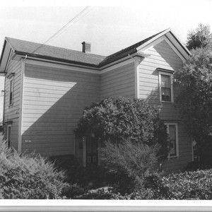 Circa 1880 Greek Revival house in the Morris Addition, at 191 North ...