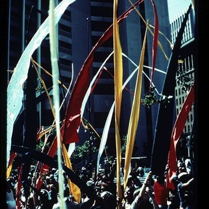 "Outdoors image of ""City Dance '77-'78"""