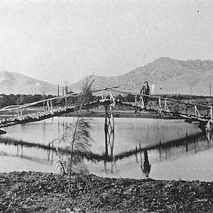 Murry Park, Porterville, Calif., 1890
