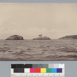 Lighthouse, The Brothers Islands, Point San Pablo, California. [photographic print]