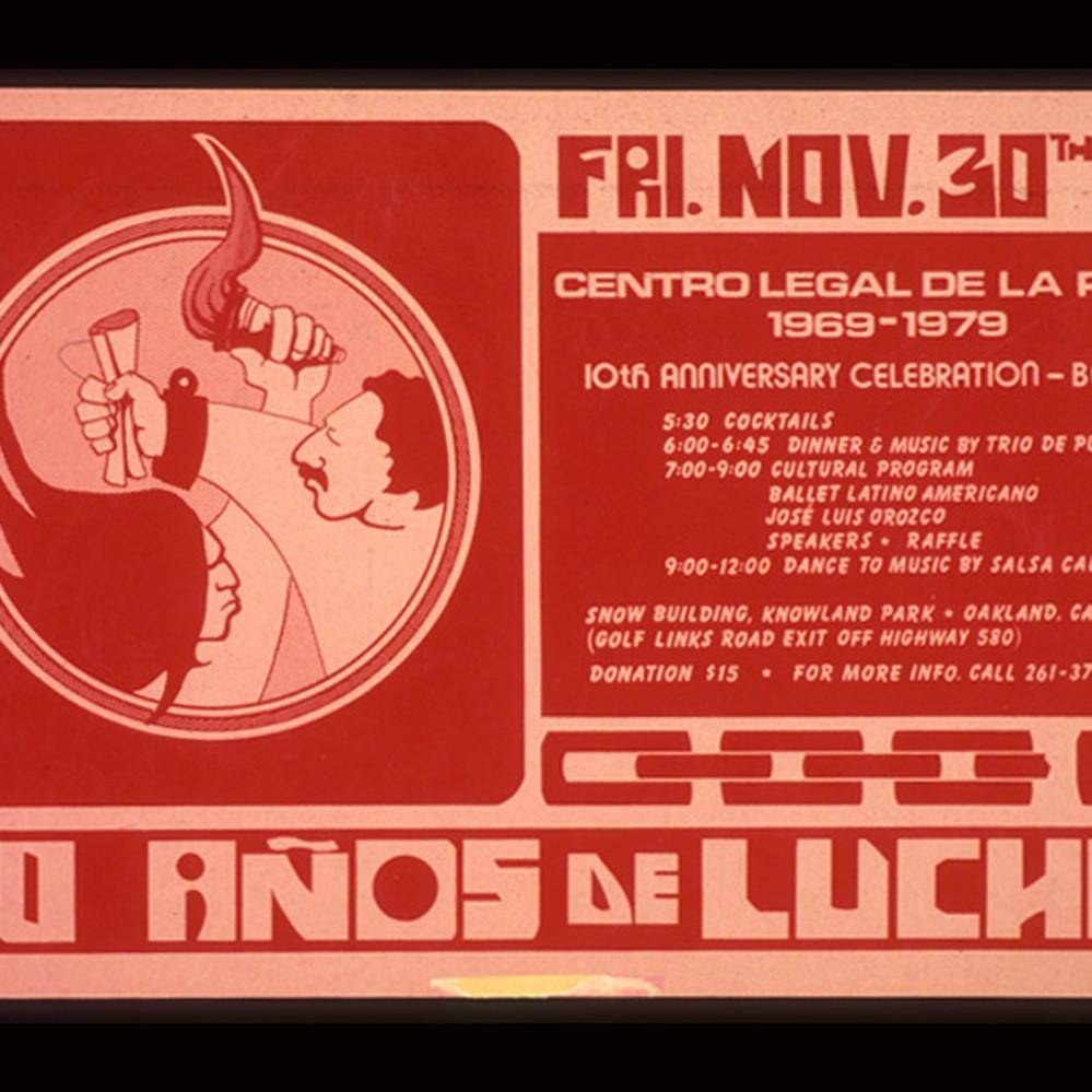 Calisphere: Centro Legal de la Raza 1969-1979 10th