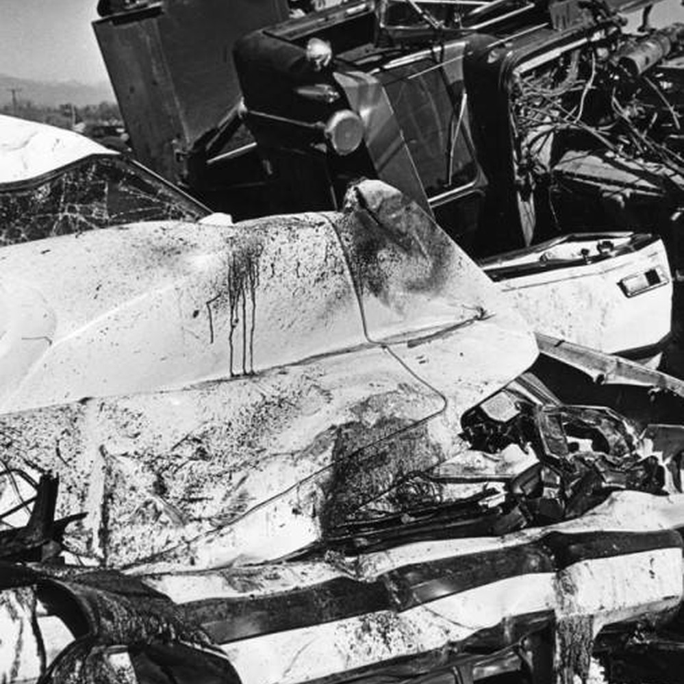 Calisphere: Head-on crash