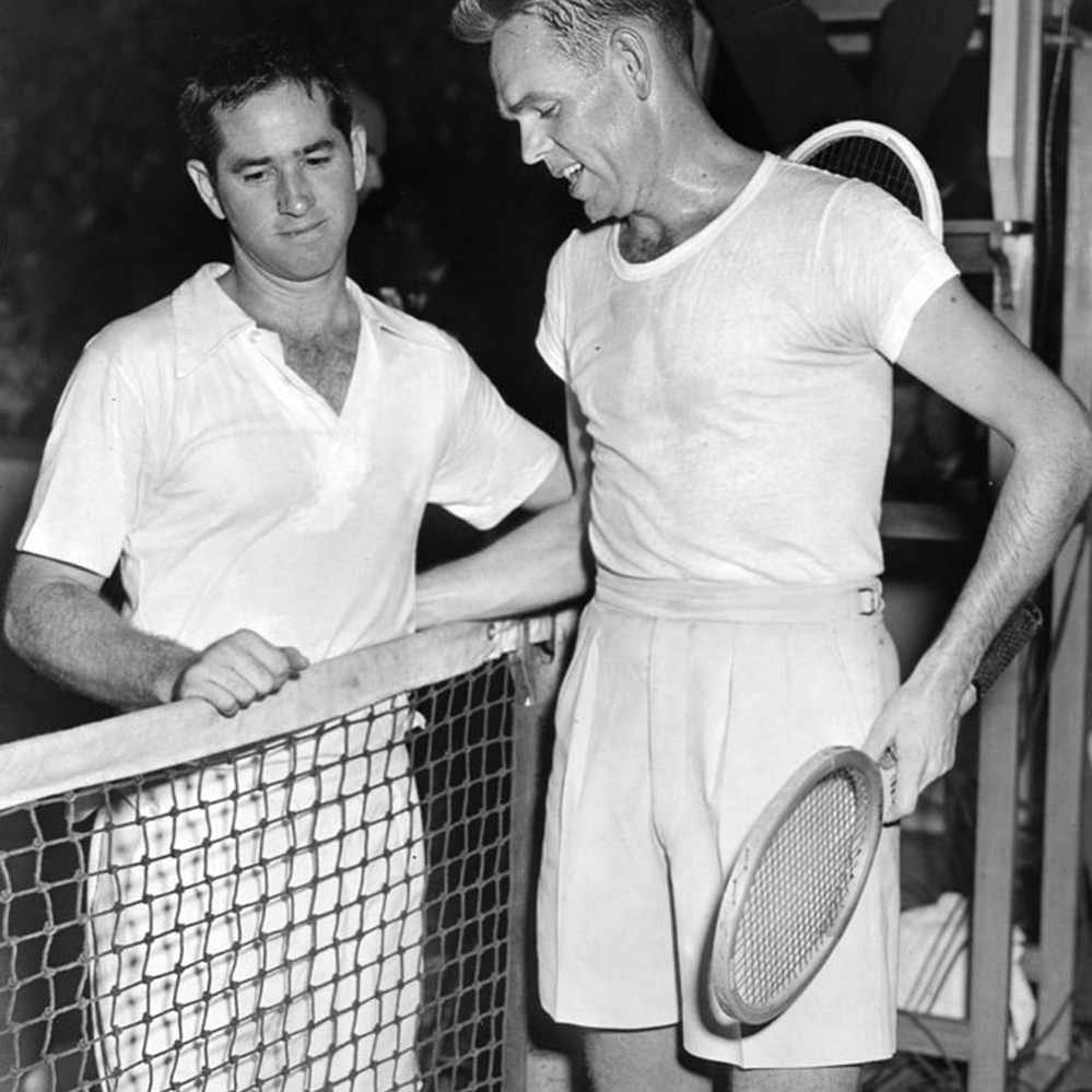 Calisphere Bobby Riggs and Jack Kramer