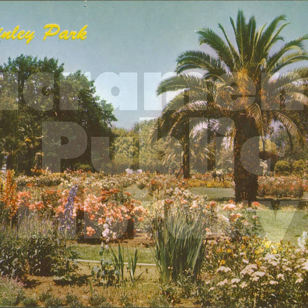 Calisphere: Sacramento Garden Center at McKinley Park