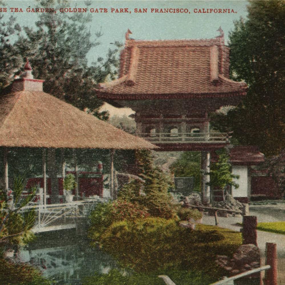 Calisphere: Japanese Tea Garden, Golden Gate Park