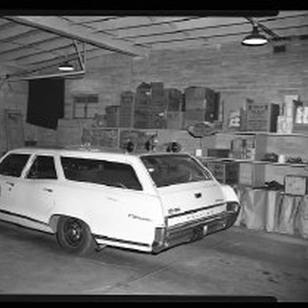 Sacramento County Coroner S Office Vehicle Calisphere