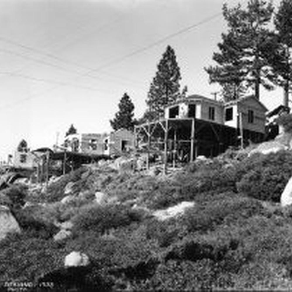 Cal Neva Lodge Lake Tahoe Calisphere