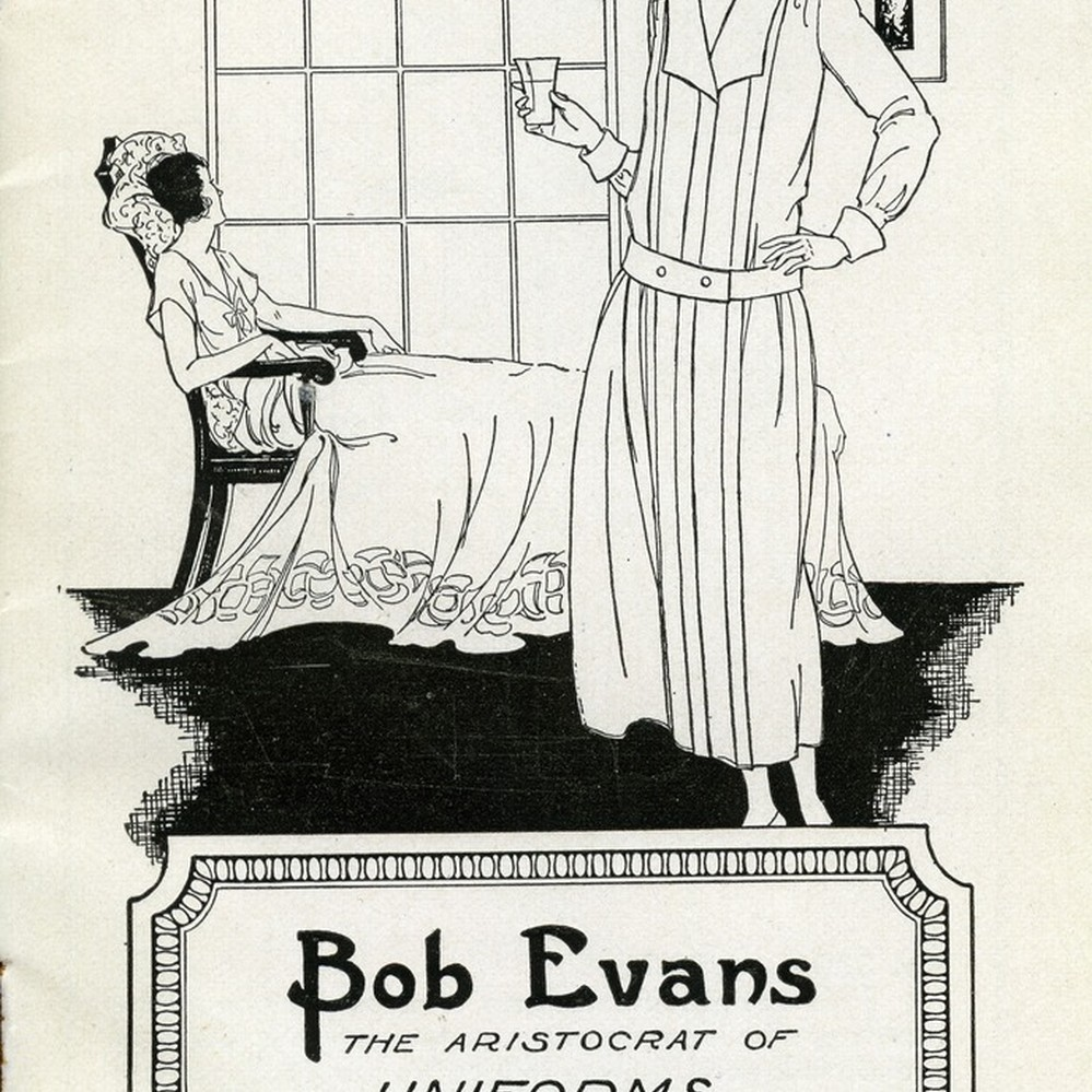 Calisphere: Bob Evans: The Aristocrat of Uniforms