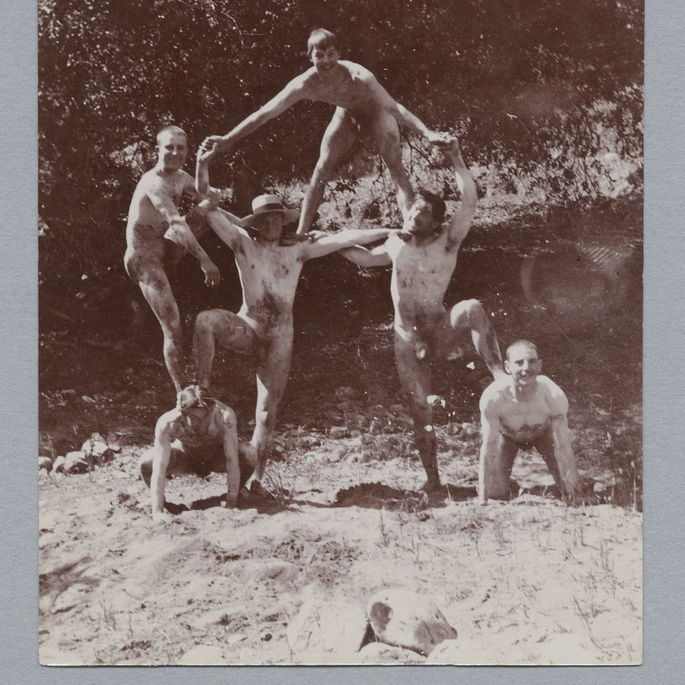 Image / Group of naked…