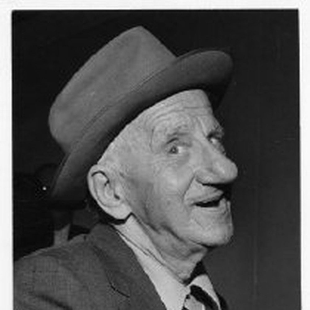 Jimmy Durante at the California State Fair, 1963 — Calisphere