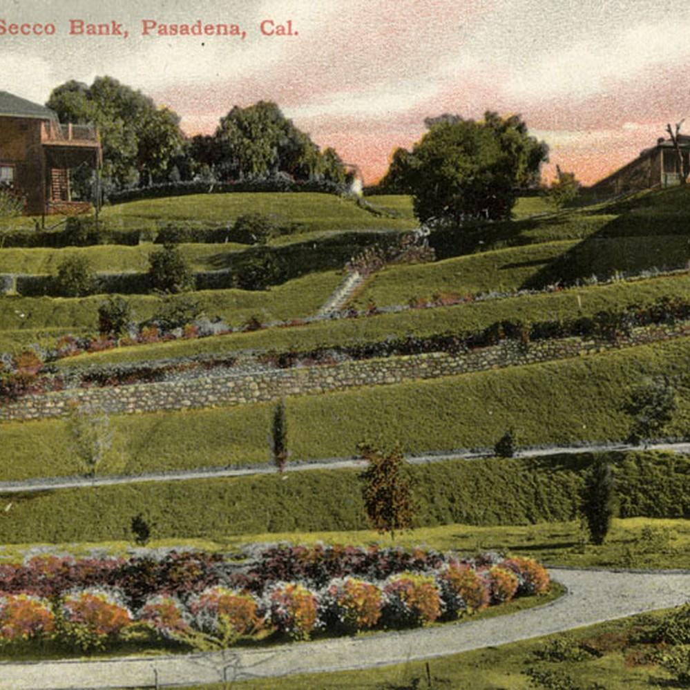 Calisphere: Busch Gardens postcard