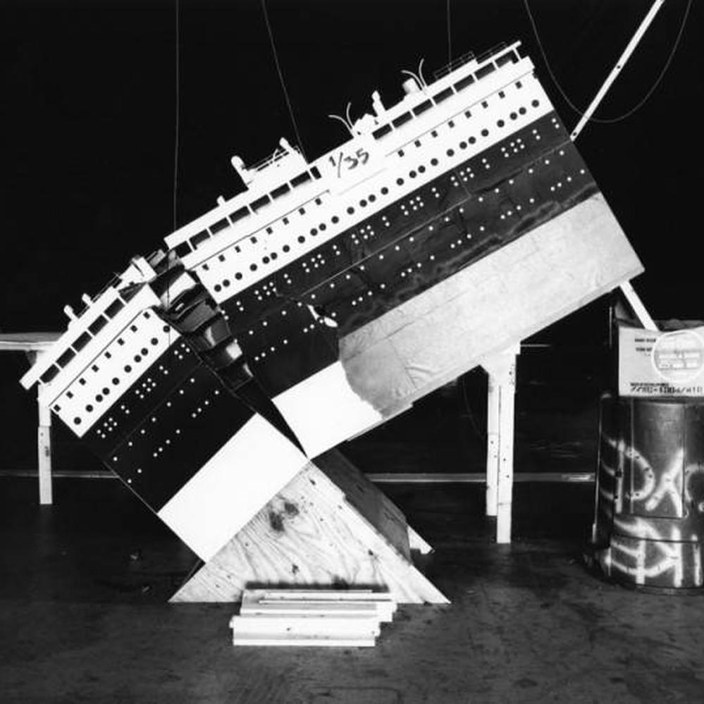 Titanic Movie Set Model Calisphere